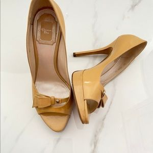 Gently Used Christian Dior Heels size38